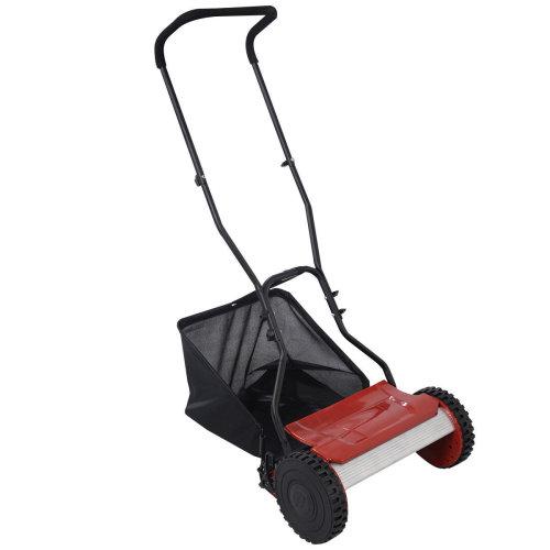 Manual Cylinder Lawn Mower | Hand Push Lawn Mower