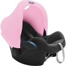 Dooky Dooky Hoody Replacement Infant Car Seat Hood Baby Pink