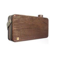 KitSound Soul Wooden Bluetooth Universal Speaker 3.5 mm Jack Bluetooth Wooden