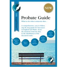 Probate Guide - What to do when someone dies, 2018-19 Edition.