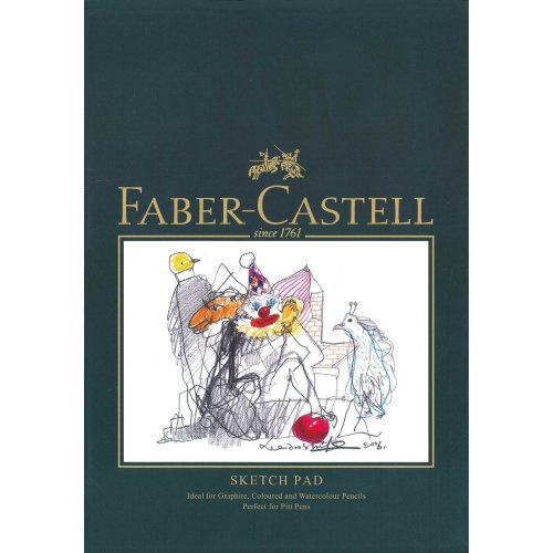 Faber-Castell A4 Sketch Pad