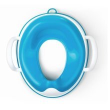 Wee Pod Toilet Trainer With Handles Berry Blue