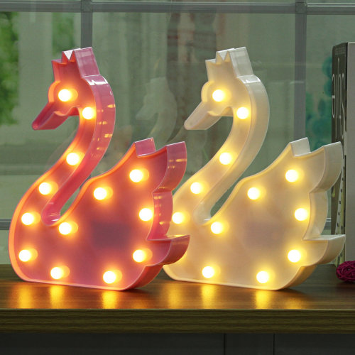 Swan LED Night Light