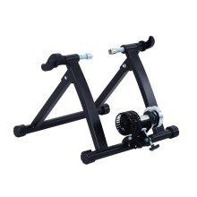 Homcom Fly Wheel Foldable Indoor Bicycle Trainer