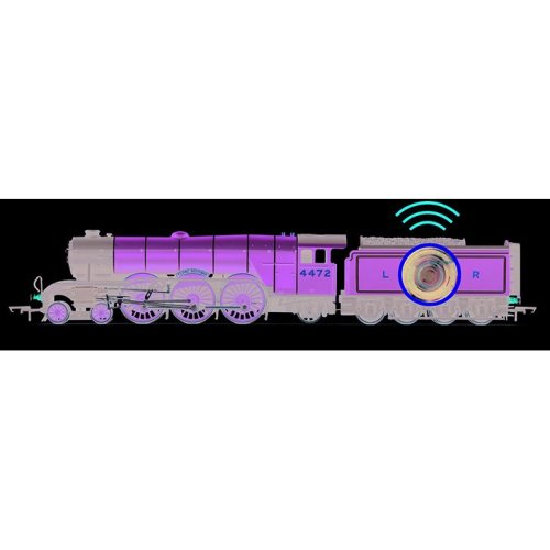 Steam sound capsule - Train Tech SFX10 - OO gauge - new - free post