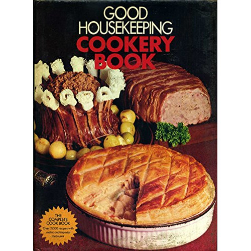 Good Housekeeping Cookery Book | 1978 Reprinted Edition