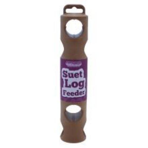 Suet To Go Suet Log Feeder, 6 pack