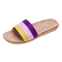 Ladies House Slippers Casual Slipper Indoor & outdoor Anti-Slip Shoes NO.03