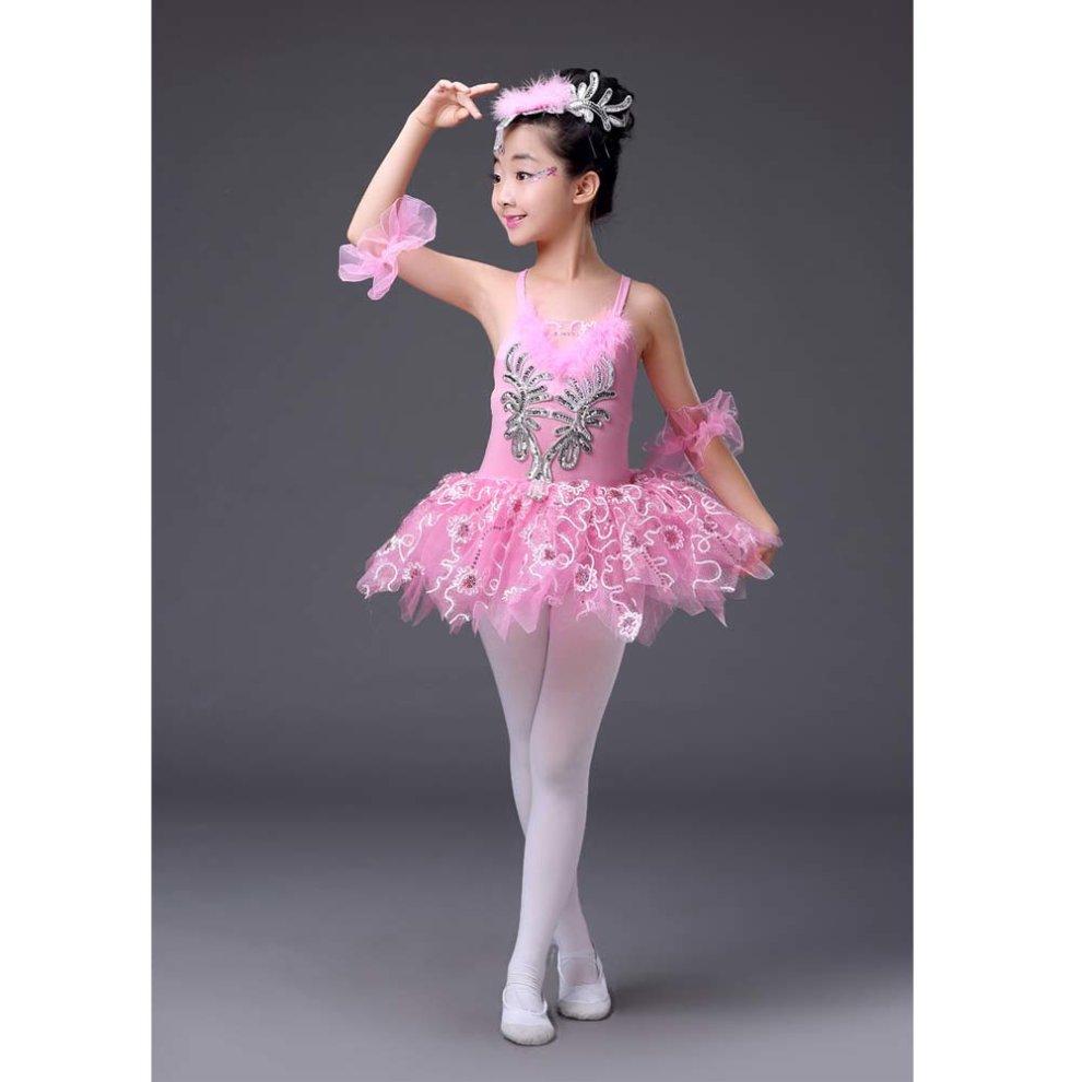 58c8ee796 Ballet Dance Accessories Girls Dancewear Leotard Tutu Dress Party ...