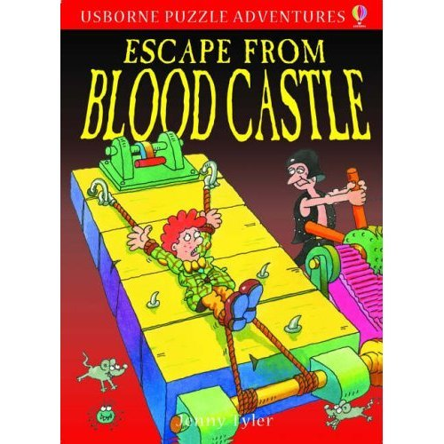 Escape from Blood Castle (Puzzle Adventure)