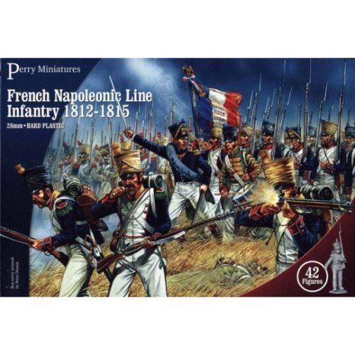 Perry Miniatures French Napoleonic Line Infantry