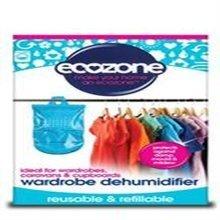 Ecozone Hanging Wardrobe Dehumidifier 532g