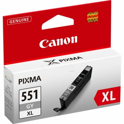Canon 6447B001 (551 GYXL) Ink cartridge gray, 275 pages, 11ml