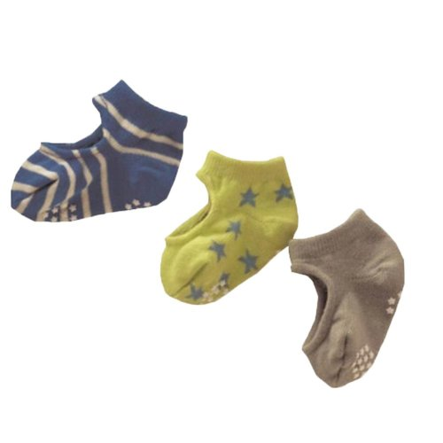 3 Pairs Kids/Baby/Toddler Socks Home/Outdoor Socks [A]