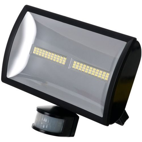 Timeguard LEDX30PIRB 30W Energy Saver Wide Beam PIR Floodlight Black