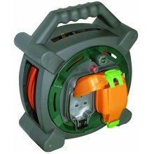 Masterplug HLP2013/2IP 20m Outdoor IP Cable Reel Weatherproof Sockets