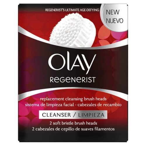 Olay Regenerist Replacement Cleansing Brush Heads, 150 g