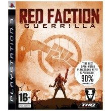Red Faction Guerrilla Sony Playstation 3 Ps3 Game