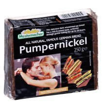 Mestemacher  Pumpernickel Bread 250g
