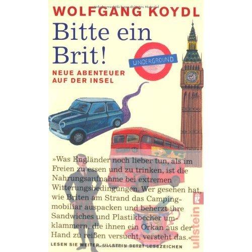 Bitte Ein Brit! Neue Abenteuer Auf Der Insel