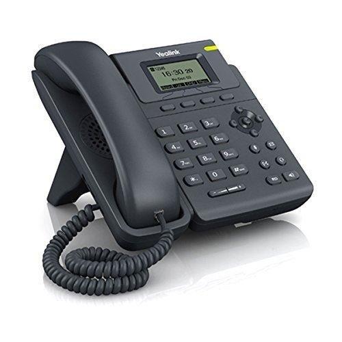 Yealink Full-duplex speakerphone with headset port Entry Level IP Phone (T19PN