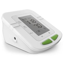 Parcura Upper Arm Blood Pressure Monitor White 85823
