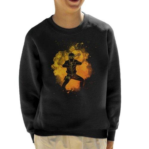 Naruto Soul Of The Ninja Kid's Sweatshirt