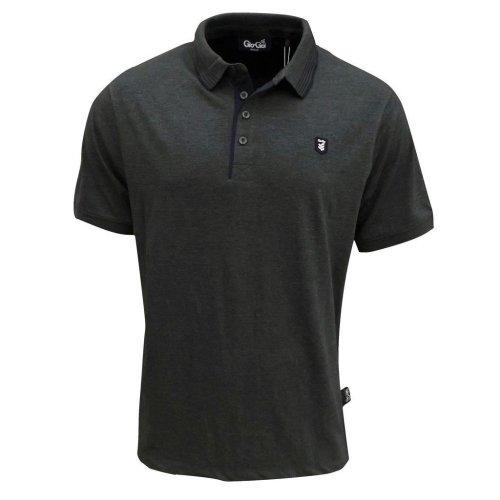 Gio Goi Men's Borax Polo T Shirt