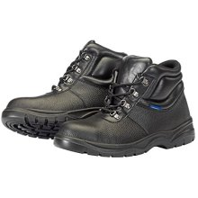Spare Black Laces For Comsb And Chsb Safety Boots, Draper 15064 -