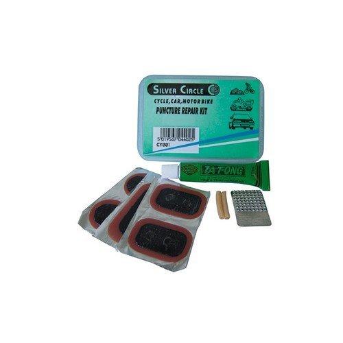 Silverhook CY001 Cycle Puncture Repair Kit - Standard