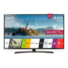 LG 49UJ634V 49 Inch SMART 4K Ultra HD HDR LED TV Freeview Play USB Recording