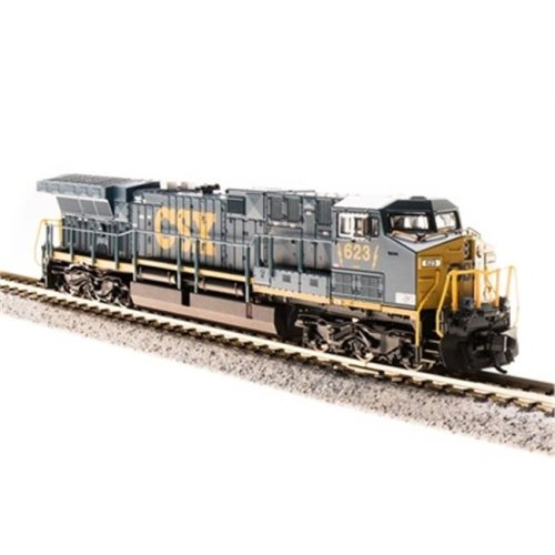 Broadway Limited Imports BLI3746 N AC6000CW with DCC & Paragon 3, CSX Model Train - No.648