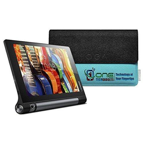 Lenovo Yoga Tab 3 8 Inch WiFi Tablet with Case 2GB RAM 16GB Storage – Black