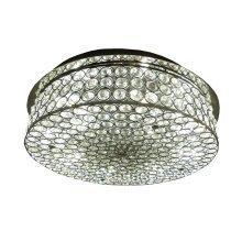 Hendon Flush Fitting Round LED Ceiling Light