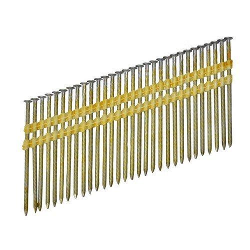 Bostitch RH28R75G50 2.8 x 75mm 21 Deg. Stick Nails Ring Shank Galvanised Pack of 2000