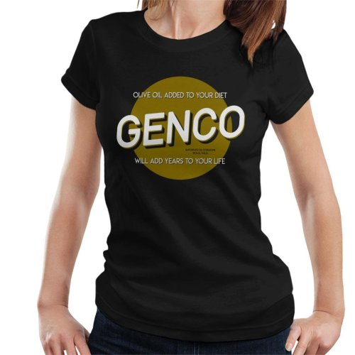 Genco Olive Oil Years The Godfather Women's T-Shirt