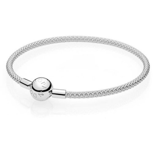 b205a1b90 Pandora Bracelet 596 543 Mesh Bracelet Tissae Moments Woman on OnBuy