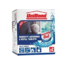300g Pack Of 2 Unibond Humidity Absorber Refills -  unibond humidity absorber refill small 2 1554712 300g pack