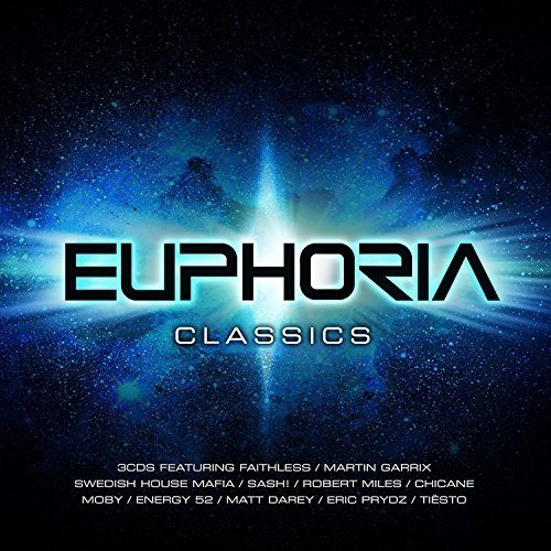 Euphoria Classics - Ministry Of Sound | CD Album