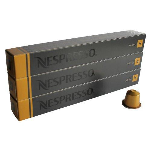 30 Volluto Nespresso Capsules Espresso Lungo