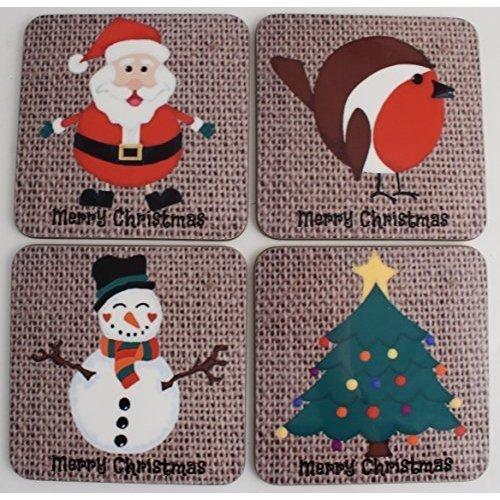 Christmas Gift Coaster