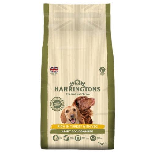 Harringtons Turkey & Vegetables
