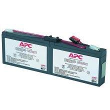 APC RBC18 UPS Replacement Battery Cartridge for APC
