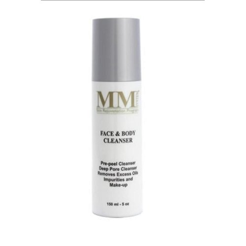 M & M System Face and Body Cleanser 15% Glycolic 150ml