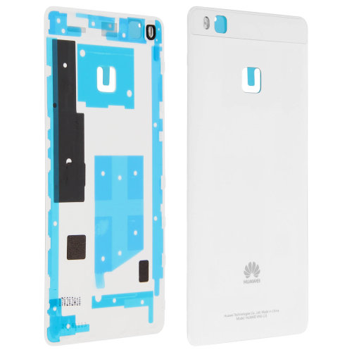 Housing part back cover, for Huawei P9 Lite – White