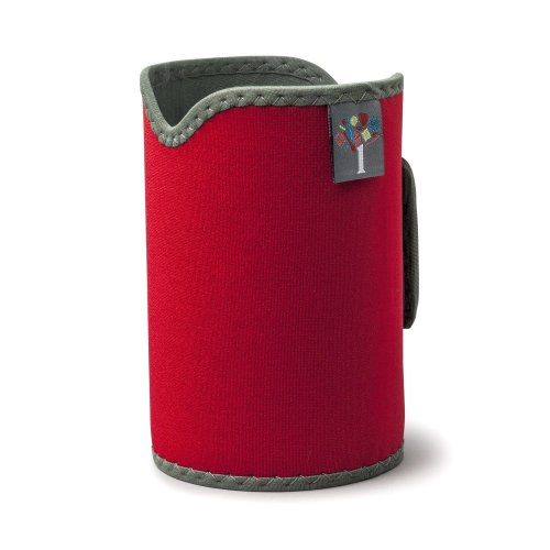 Zeal 8 Cup Cafetiere Insulated Jacket – Red