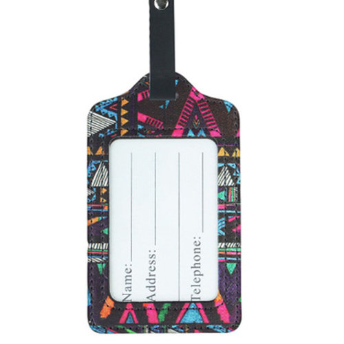 Trave Baggage Id Identification Labels For Bag Backpacks Suitcases Luggage Tags Travel Accessories Q