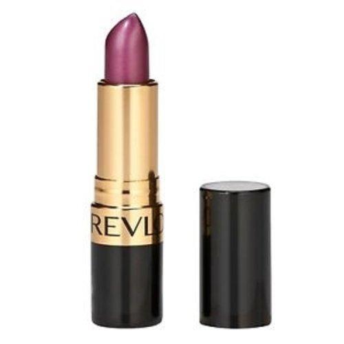 Revlon Super Lustrous Lipstick 625 ICED AMETHYST Lipstick New & Sealed