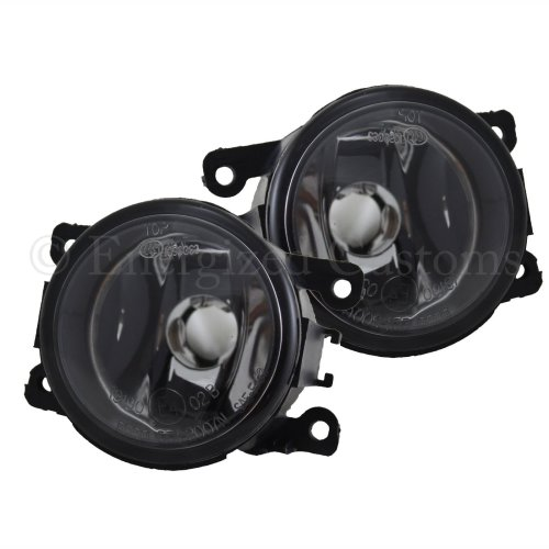 Nissan Pathfinder 2005-5/2007 Front Fog Light Lamps 1 Pair O/s & N/s