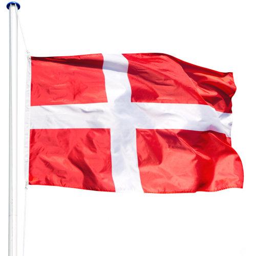 Flagpole aluminium Denmark